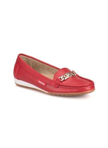 Kinetix Ayakkabı Kırmızı